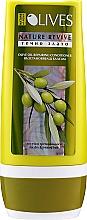 Parfumuri și produse cosmetice Balsam cu extract de măsline pentru păr - Nature of Agiva Olives Repairing Moisturizing Conditioner
