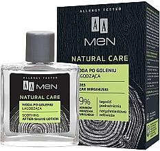 Parfumuri și produse cosmetice Loțiune după ras - AA Men Natural Care Sooting After-Shave Lotion