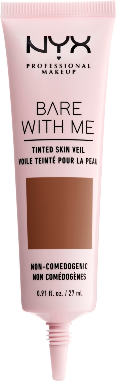 Тинт-вуаль для лица - NYX Professional Bare With Me Tinted Skin Veil — фото N3