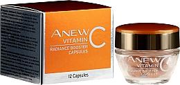 """Parfumuri și produse cosmetice Capsule cu vitamina C pentru față """"Radianță maximă"""" - Anew Vitamin C Radiance Booster Capsules"""