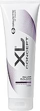 Parfumuri și produse cosmetice Balsam pentru păr deschis și gri - Grazette XL Concept Silver Balsam