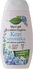 Parfumuri și produse cosmetice Gel pentru igienă intimă - Bione Cosmetics Goat Milk Intimate Wash