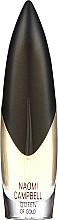Parfumuri și produse cosmetice Naomi Campbell Queen of Gold - Apă de toaletă