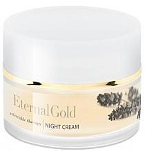 Parfumuri și produse cosmetice Cremă antirid de noapte pentru față - Organique Eternal Gold Night Cream