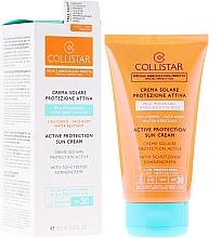 Parfumuri și produse cosmetice Crema pentru bronz  - Collistar Active Protection Sun Cream SPF30 150ml