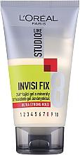 Parfumuri și produse cosmetice Gel de păr - L'Oreal Paris Studio Line Invisi Fix 24H Gel