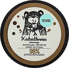 "Parfumuri și produse cosmetice Unt de corp ""Tămâie și rozmarin"" - Yope Olibanum & Rosemary Body Butter"