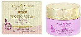 Parfumuri și produse cosmetice Crema pentru pleoape - Frais Monde Pro Bio-Age Eye Cream