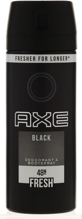 Axe Black - Set (edt100/ml + deo/spr/150ml) — Imagine N3