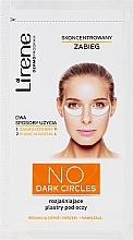 Parfumuri și produse cosmetice Patch-uri sub ochi - Lirene Dermo Program No Dark Circles