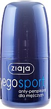 Parfumuri și produse cosmetice Antiperspirant pentru bărbați - Ziaja Yego Sport Anti-Perspirant For Men
