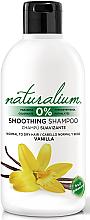 Parfumuri și produse cosmetice Șampon - Naturalium Vainilla Smoothing Shampoo