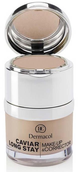Corector de față - Dermacol Caviar Long Stay Make-Up & Corrector