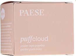 Parfumuri și produse cosmetice Pudră de fixare sub ochi - Paese Puff Cloud