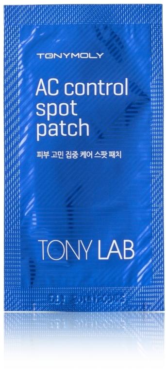 Autocolante antiinflamatoare - Tony Moly Lab AC Control Spot Patch