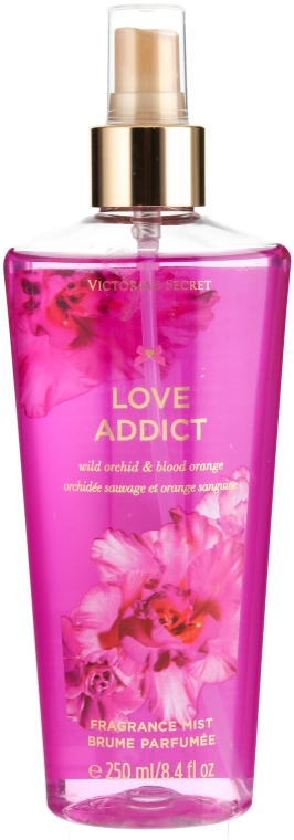 Spray parfumat pentru corp - Victoria's Secret Love Addict Mist — Imagine N2