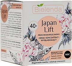 Parfumuri și produse cosmetice Cremă antirid de noapte 40+ - Bielenda Japan Lift Night Cream 40+