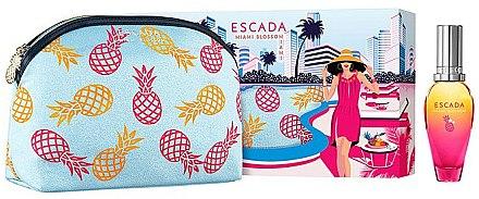 Escada Miami Blossom - Set (edt/30ml + bag)