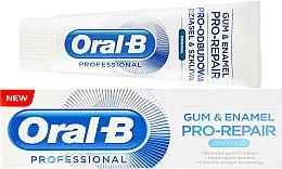 Parfumuri și produse cosmetice Зубная паста - Oral-B Professional Gum & Enamel Pro-Repair Original