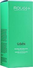 Parfumuri și produse cosmetice Mousse anticelulitic pentru corp - Rougj+ Cellulite Anticellulite Foam
