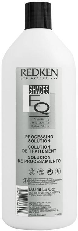 Vopsea de păr - Redken Shades EQ Processing Solution — Imagine N1