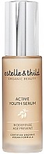 Parfumuri și produse cosmetice Ser facial - Estelle & Thild BioDefense Active Youth Serum