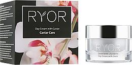 Parfumuri și produse cosmetice Cremă de zi cu extract de caviar - Ryor Day Cream With Caviar