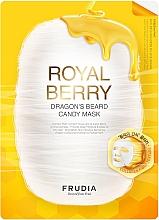 Parfumuri și produse cosmetice Mască de față - Frudia Royal Berry Dragon's Beard Candy Mask