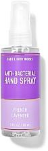 Parfumuri și produse cosmetice Spray de curățare pentru mâini - Bath And Body Works Cleansing Hand Spray French Lavender