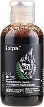 Parfumuri și produse cosmetice Concentrat de baie - Tolpa Spa Detox Limited Edition