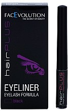 Parfumuri și produse cosmetice Eyeliner - FacEvolution Eyeliner Eyelash Formula