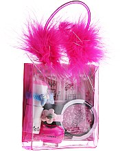 Духи, Парфюмерия, косметика Набор косметики для девочки - Tutu Mix 22 (n/polish/5ml+lip/gloss/7ml+eye/cheek/shadow/4,5ml+bag)