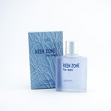 Chat D'or Keen Zone For Men - Apă de toaletă — Imagine N1