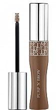 Parfumuri și produse cosmetice Rimel pentru sprâncene - Dior Diorshow Pump 'N' Brow