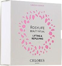 Parfumuri și produse cosmetice Set - Chlorys Rosylife Beauty Ritual (n/cream/10ml+d/cream/12ml+serum/10ml)