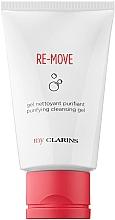 Parfumuri și produse cosmetice Gel de curățare pentru pielea tânără - Clarins My Clarins Re-Move Purifying Cleansing Gel