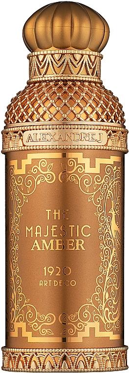 Alexander J The Majestic Amber - Apă de parfum