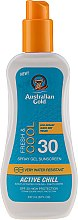 Parfumuri și produse cosmetice Spray cu protecție solară - Australian Gold Sunscreen Spf 30 X-Treme Sport Spray Gel Active