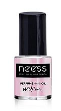 Parfumuri și produse cosmetice Ulei pentru unghii - Neess Perfume Mani Oil Wildflower
