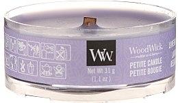 Parfumuri și produse cosmetice Lumânare aromată în suport de sticlă - Woodwick Petite Candle Lavender Spa