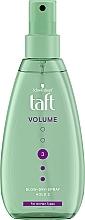 """Parfumuri și produse cosmetice Spray pentru aranjarea părului """"Puterea volumului"""" - Schwarzkopf Taft Volumen Föhn-Spray"""