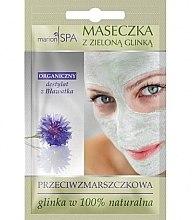 Parfumuri și produse cosmetice Mască de față cu argilă verde - Marion SPA Mask
