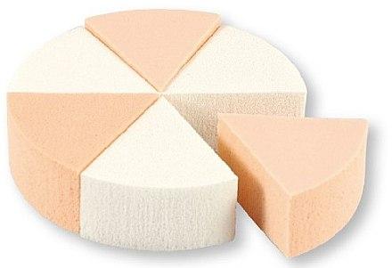 Burete pentru machiaj, 35821, 6 bucăți - Top Choice Foundation Sponges