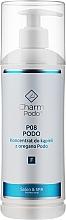 Parfumuri și produse cosmetice Concentrat de baie pentru picioare, cu oregano - Charmine Rose Charm Podo P08