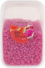 """Parfumuri și produse cosmetice Sare de baie, granule mari """"Guava"""" - Organique Bath Salt Dead Sea"""