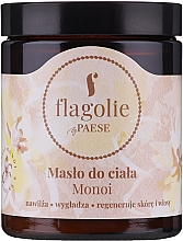 "Духи, Парфюмерия, косметика Ulei de corp ""Monoi"" - Flagolie by Paese Monoi"