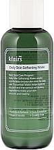 Parfumuri și produse cosmetice Toner de castraveți pentru față - Klairs Daily Skin Softening Water