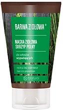 Parfumuri și produse cosmetice Mască din plante și extract de coada-calului pentru păr - Barwa Color Herbal Mask