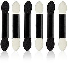 Parfumuri și produse cosmetice Aplicator Fard Ochi, 2 cilori, 6 buc. - Donegal Eyeshadow Applicator