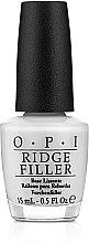 Parfumuri și produse cosmetice Fixator corector pentru unghii - O.P.I Ridge Filler